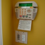 Elk keypad and 8-button Insteon switch